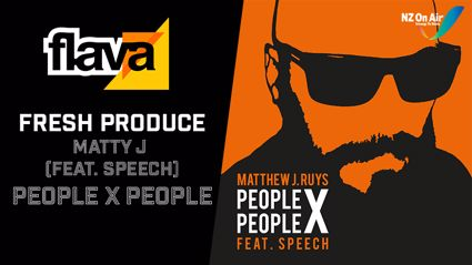 Matty J feat. Speech - People x People
