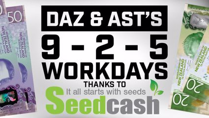 9-2-5 Work Day with SeedCash