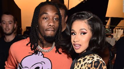 Check out the INSANE presents Offset gave Cardi B for Christmas