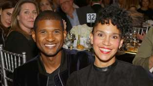 Usher has officially filed for divorce
