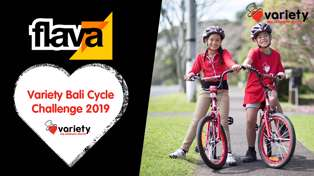 Variety Bali Cycle Challenge 2019 with Daz & Ast