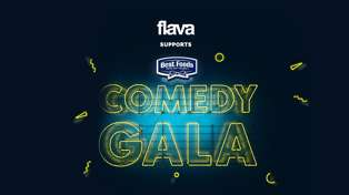 The Best Foods Comedy Gala