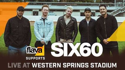 Everything you need to know ahead of Six60's Western Springs concert