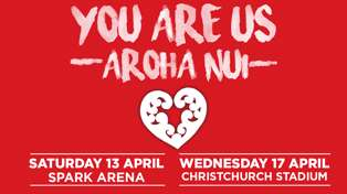 YOU ARE US / AROHA NUI - CONCERT FOR CHRISTCHURCH