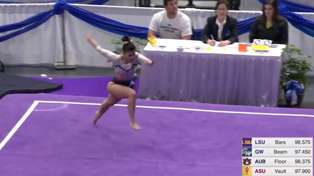 Sickening video of gymnast breaking legs goes viral on social media