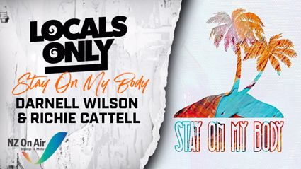 Ritchie Cattell & Darnell Wilson - Stay On My Body