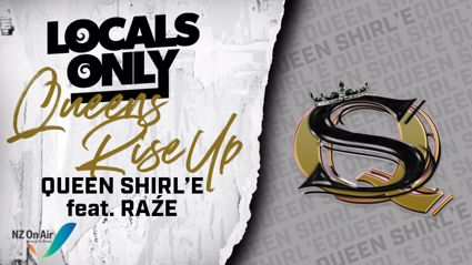 Queen Shirl'E feat. RAZÉ - Queens Rise Up