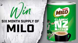 WIN A 6 MONTH SUPPLY OF MILO!