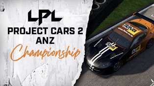 LPL PRO PROJECT CARS 2 ANZ CHAMPIONSHIP
