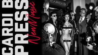 Cardi B releases new single 'Press'