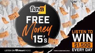 FLAVA FREE MONEY 15'S