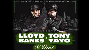 LLOYD BANKS & TONY YAYO LIVE!