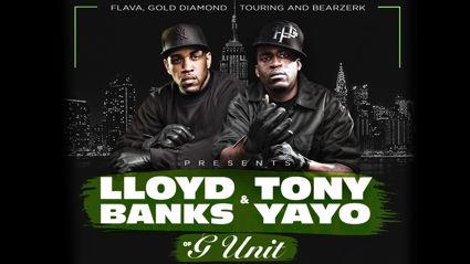 LLOYD BANKS & TONY YAYO LIVE!