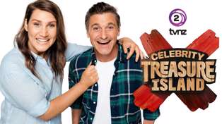 Celebrity Treasure Island: An actor, singer and radio star join the line-up
