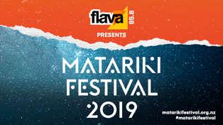 FLAVA PROUDLY PRESENTS MATARIKI FESTIVAL