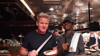 Photo / Twitter - @GordonRamsay