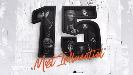FLAVA'S 15 MOST INFLUENTIAL