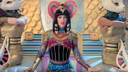 Photo / YouTube - Katy Perry