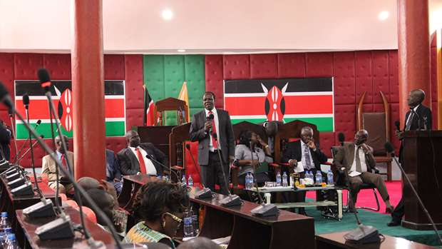 Photo / Facebook - Homa Bay County Governement