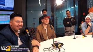 Athena & DJ Manchoo chat to Sons of Zion ahead of the release of Drift Away in Te Reo Māori