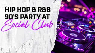 ROTORUA: 90'S HIP HOP & RnB PARTY