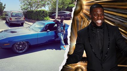Photo / Instagram - @kevinhart4real & Getty Images
