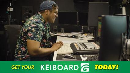 The KĒIBOARD | Te Wiki o Te Reo Māori 2019