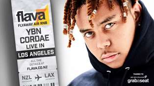 AIR RNB - YBN CORDAE LIVE IN HOLLYWOOD