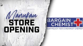WIN WITH BARGAIN CHEMIST