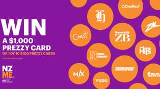 WIN A $1,000 PREZZY CARD