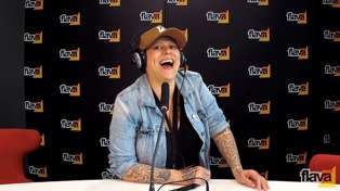 Athena and Anika Moa talk her latest album and 'baby making' albums?!