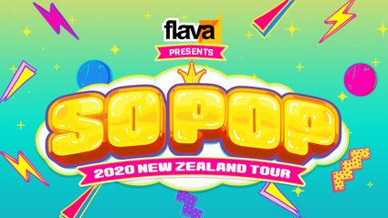 FLAVA PRESENTS SO POP!