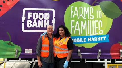 Photo / Facebook - Foodbank Victoria