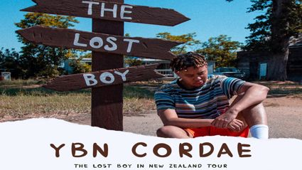 YBN CORDAE - THE LOST BOY IN NEW ZEALAND TOUR