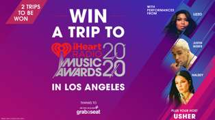 WIN A TRIP TO THE IHEARTRADIO MUSIC AWARDS IN LOS ANGELES