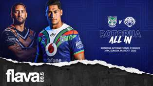 ROTORUA: WARRIORS VS TIGERS