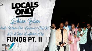 Raiza Biza feat. Blaze The Emperor, JessB, Mo Muse & Abdul Kay - Funds Pt. II