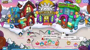 Photo / Screengrab - Club Penguin