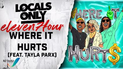 eleven7four feat. Tayla Parx - Where it Hurts