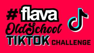 #FlavaOldSchool TikTok Challenge