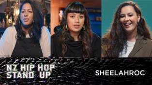 NZ Hip Hop Stand Up Episode 4: Sheelahroc - If I Gave U Th' Mic