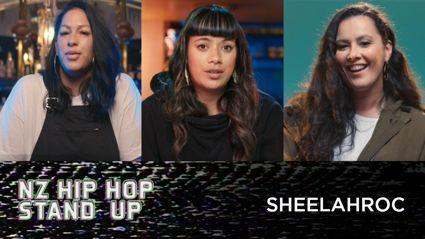 NZ Hip Hop Stand Up Episode 4: Sheelahroc - If I Gave U Th' Mic