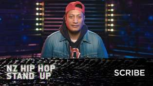 NZ Hip Hop Stand Up Episode 5: Scribe - Stand Up