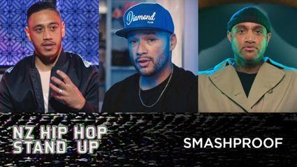 NZ Hip Hop Stand Up Episode 6: Smashproof - Brother