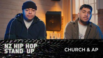 NZ Hip Hop Stand Up Episode 7: Church & AP - Ready or Not