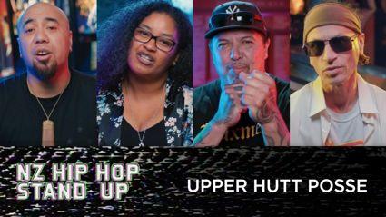 NZ Hip Hop Stand Up Episode 1: Upper Hutt Posse - E Tū