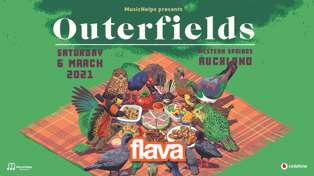 FLAVA Presents Outerfields 2021 at Western Springs