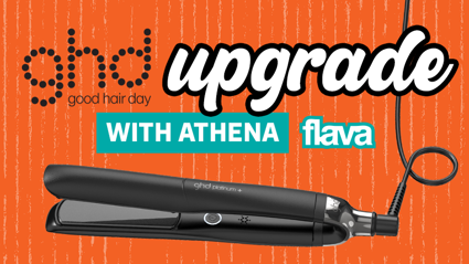 WIN: ATHENA'S GHD UPGRADE