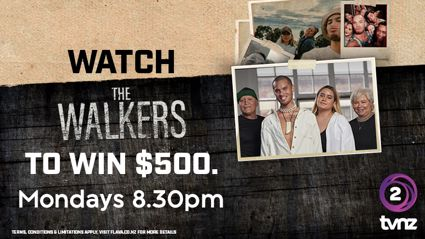 WIN With Stan Walker's New TV Show: The Walkers