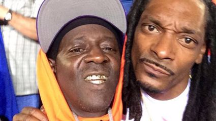 Snoop Dogg & Flava Flav - Bishop Gorman Move Them Chains